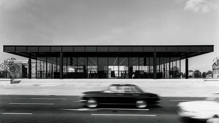 """""""Mies really was a magician"""": David Chipperfield on the challenges of renovating the Neue Nationalgalerie"""