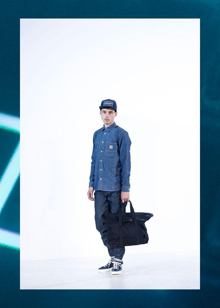 Was einst als Workwear seinen Siegeszug begann, hat Carhartt längst zur unverzichtbaren Streetwear weiterentwickelt. Die robuste Arbeitskleidung und ganz besondere Stücke aus den Archiven stehen da...