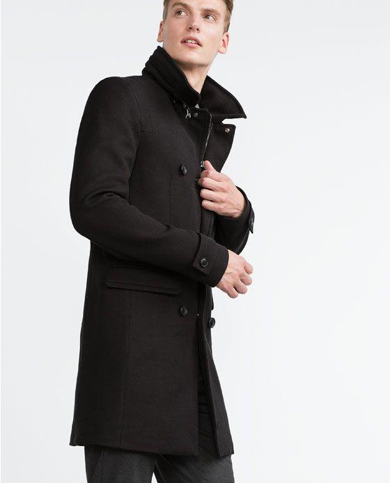 abrigos zara hombre 2012