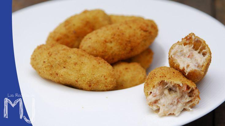 Croquetas de cocido / Cooked croquettes