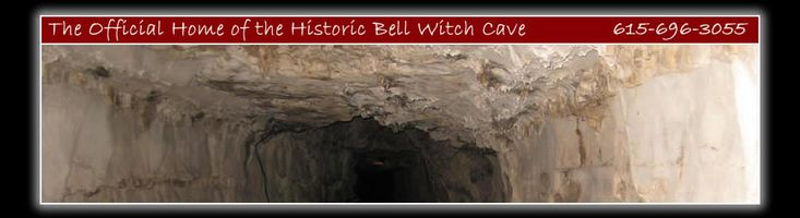 Bell Witch Cave- Adams, Tennesee  I have always been fascinated by the Bell Witch Hauntings.