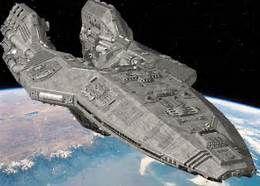 battstar galactica warstar