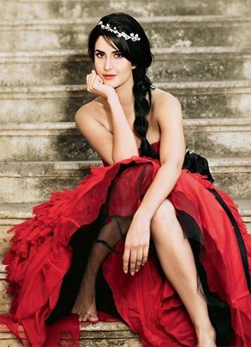 Time To Learn A Thing Or Two About Hairstyles From Katrina Kaif