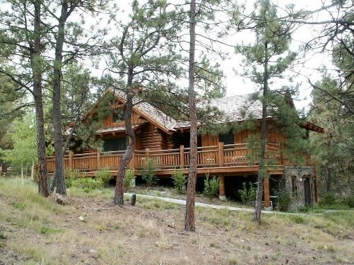 128 best images about log cabins on pinterest montana for Cabin builders montana