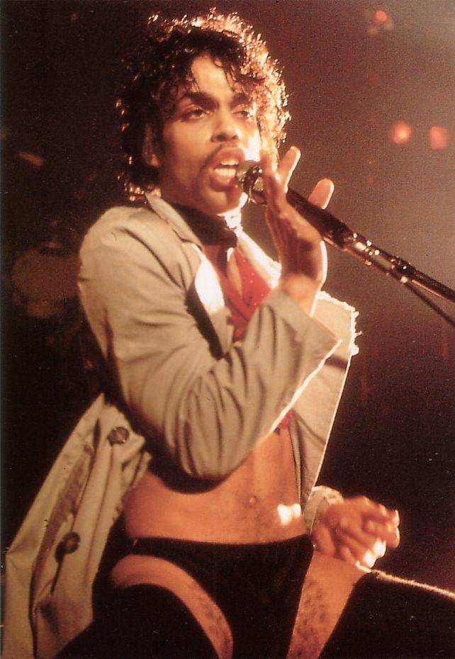 Prince erotic city music