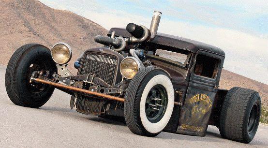 Diesel Rat Rods
