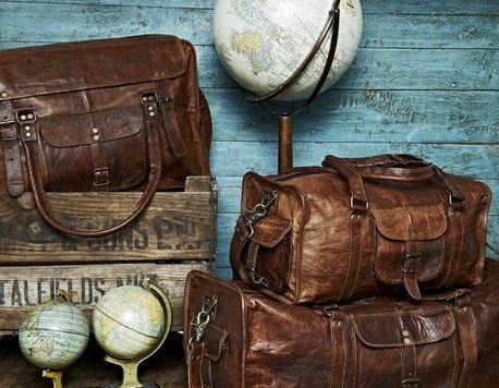 Leather Accent Tag - TRIGGERED: JOHN by VIDA VIDA cWbS7
