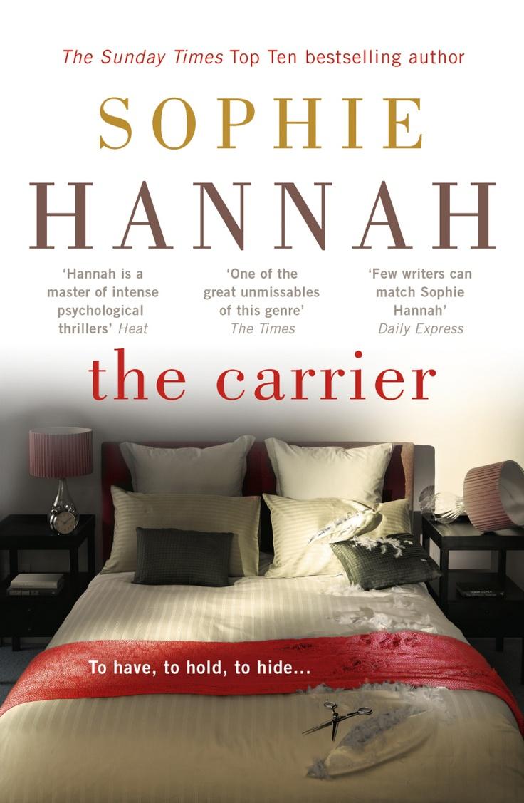The Carrier by Sophie Hannah #Hodder #MODERN #FICTION