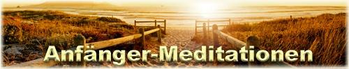 Geführte Meditation: Meditation für Anfänger als MP3 zum Download