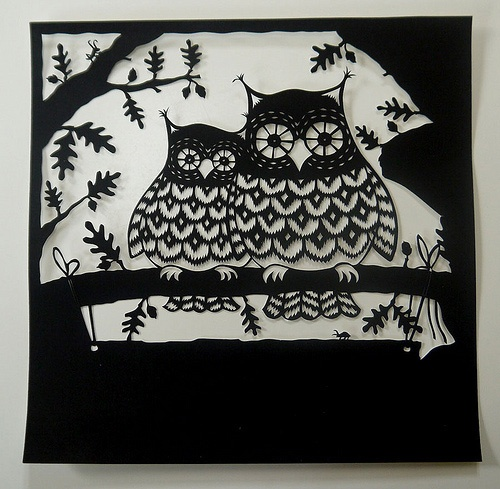 Papercutting - Suzy Taylor