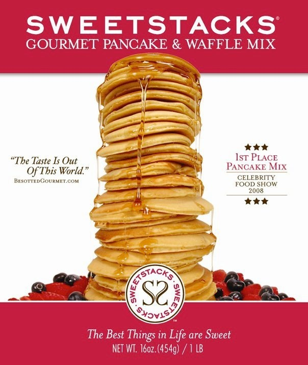SweetStacks Review and GiveawayChamorro Food, Gourmet Pancakes, Favorite Things, Food Chamorro,  Syrinx, Sweetstack Products, Families Recipe, Guam Labels, Sweetstack Gourmet