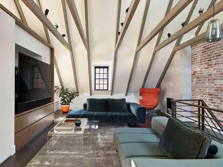Fitler Square House por k YODER design   – Interior