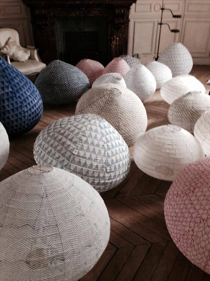 Table lamps Lampes à poser