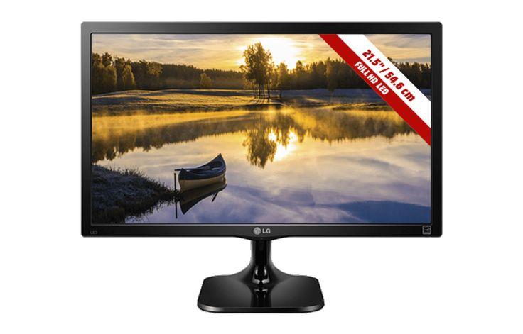 Monitor - LG 22M47VQ-P, Full HD, 21.5