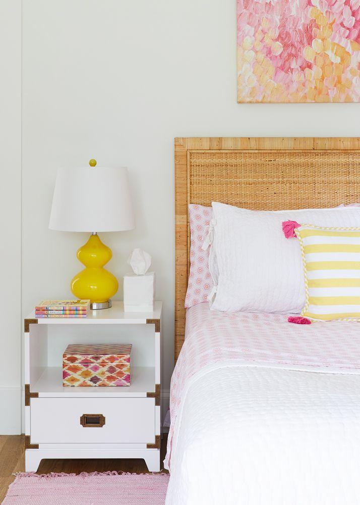 Playful U0026 Beachy Girlu0027s Room | Balboa Bed Via Serena U0026 Lily | Design By  Jamie