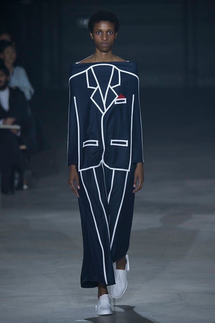 LE NEZ ROUGE - LE DÉFILÉ - JACQUEMUS #SS16 #fashionshow #parisfashion