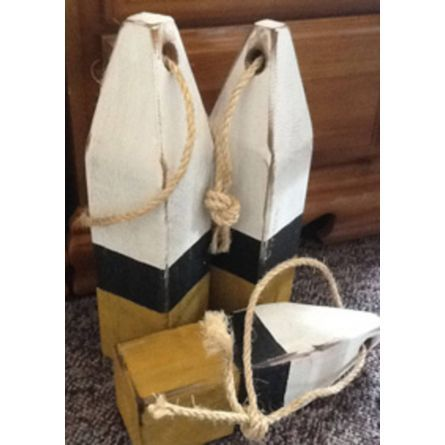 Lobster Buoys by Rocking Horse Past $22
