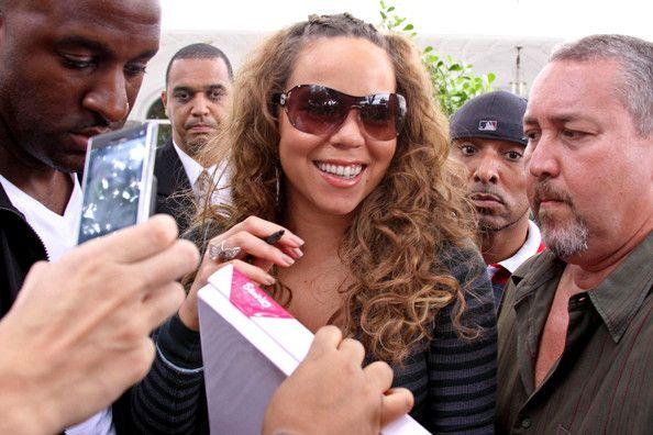 Mariah Carey Photos - Stars at Hotel Copacabana - Zimbio