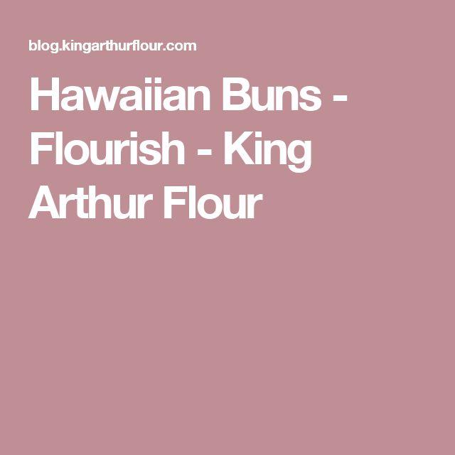 Hawaiian Buns - Flourish - King Arthur Flour
