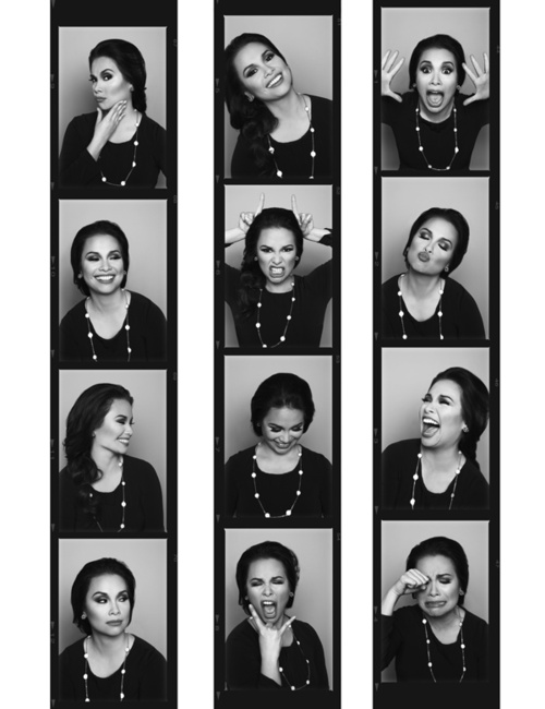 Lea Salonga - pride of The Philippines, camera nut like myself! SO MUCH LOVE.