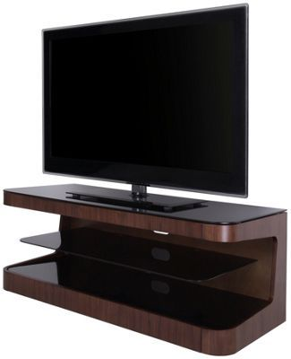 Buy AVF Up To 55 Inch TV Stand - Walnut at Argos.co.uk, visit Argos.co.uk to shop online for TV stands