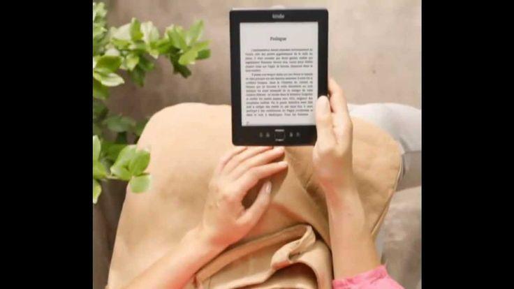 Liseuse électronique Amazon kindle