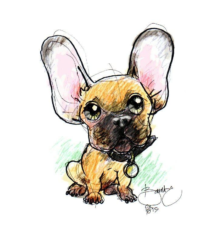 Special untuk mas @hansrattlexnake ini si @atlas_the_frenchie , sekaligus untuk tantangan @inktober.id #inktoberindonesia #inktoberid #inktober #masbe #mas_be #doggy #sketch #doodling #doodle #doodles #sketsa #gambar #unyu #Unyu2 #karyamasbambi