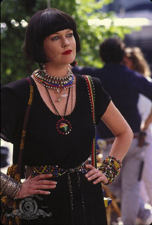 "Melanie Griffith in ""Something Wild"" (1986)"
