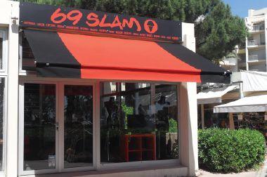 #69slam concept store Le Lavandou, France