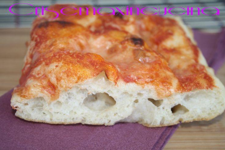 Pizza impasto di Bonci, ricetta lievitata