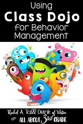 Using Class Dojo for Behavior Management plus how to use points for a classroom store