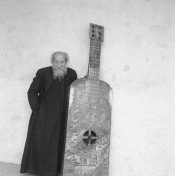 Father Carlos Crespi.         Cuenca, Ecuador, 1973.