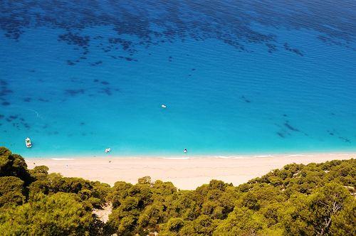 Egremnoi Beach - Lefkada (Ionian islands )