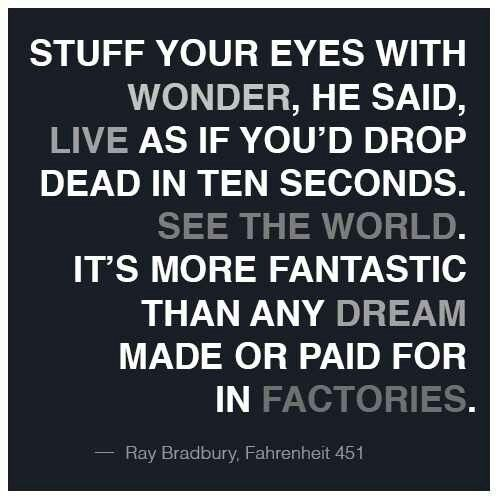 ray bradbury technology