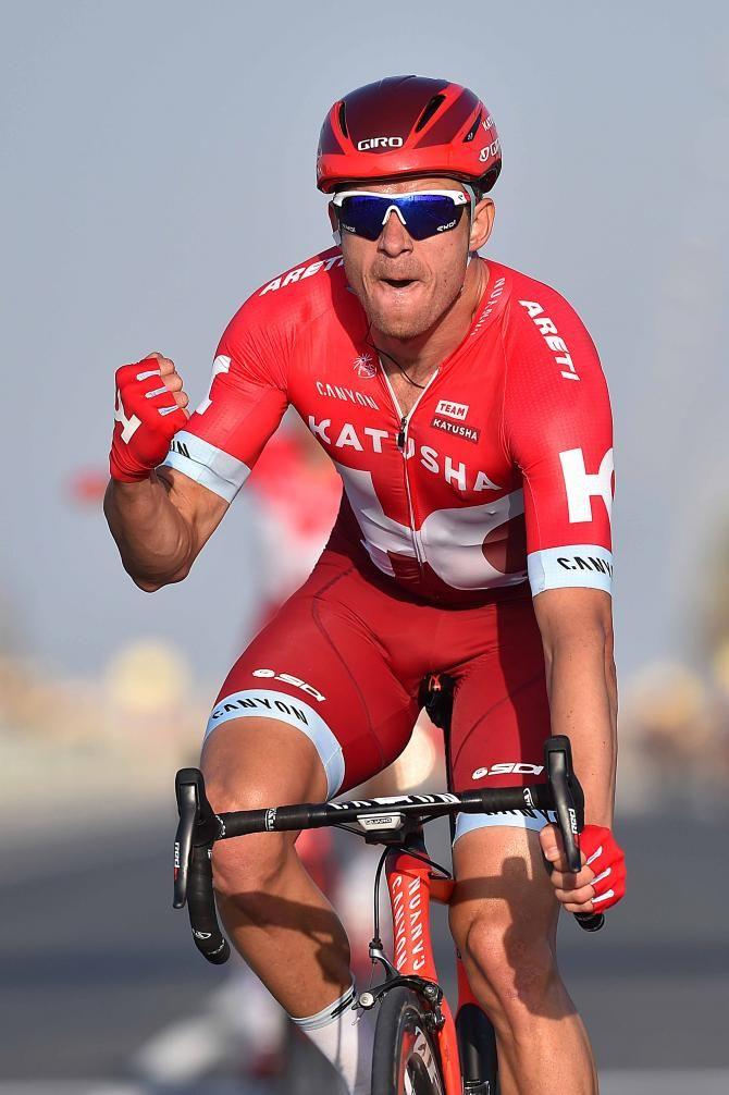 Alexander Kristoff wins stage 4 in Tour of Qatar (Tim de Waele/TDWSport.com)