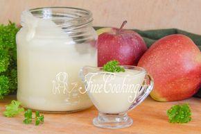 Яблочный майонез