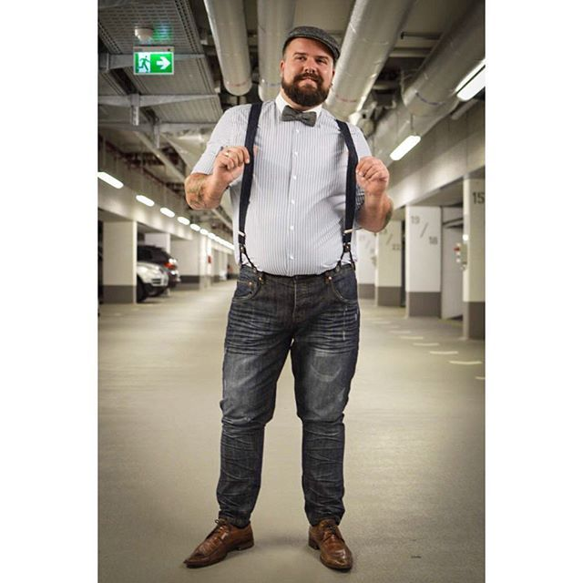 Take a look at the large men's fashion collection below and enjoy a variety of styles for your inspiration. If you're looking for more information, you can always visit Chubstr, the site for big men.