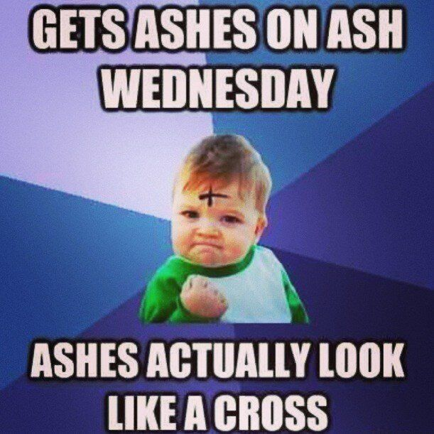 Ever have somebody ask you why you've got dirt on your head when it's Ash Wednesday? Use it as a chance to evangelize! We share the meaning of Ash Wednesday in this post.  #Catholic #Ashtag #AshWednesday