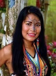 Cherokee Facial Features >> Image result for Yawanawa | Tribal women | Native american ...