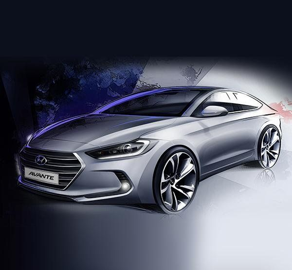 Hyundai Elantra Teaser 7