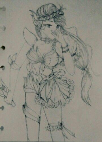 Maid warrior