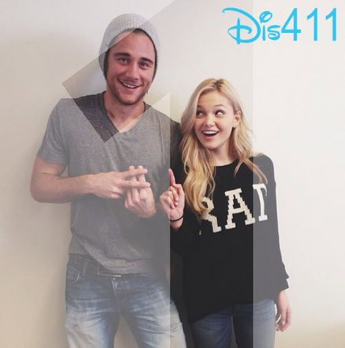 is olivia holt and luke benward still dating
