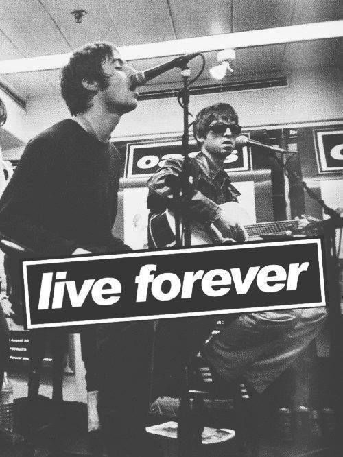 Oasis - I still love them.
