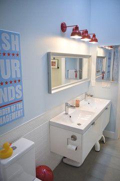 Bathroom - modern - bathroom - calgary - Copper Brook Homes