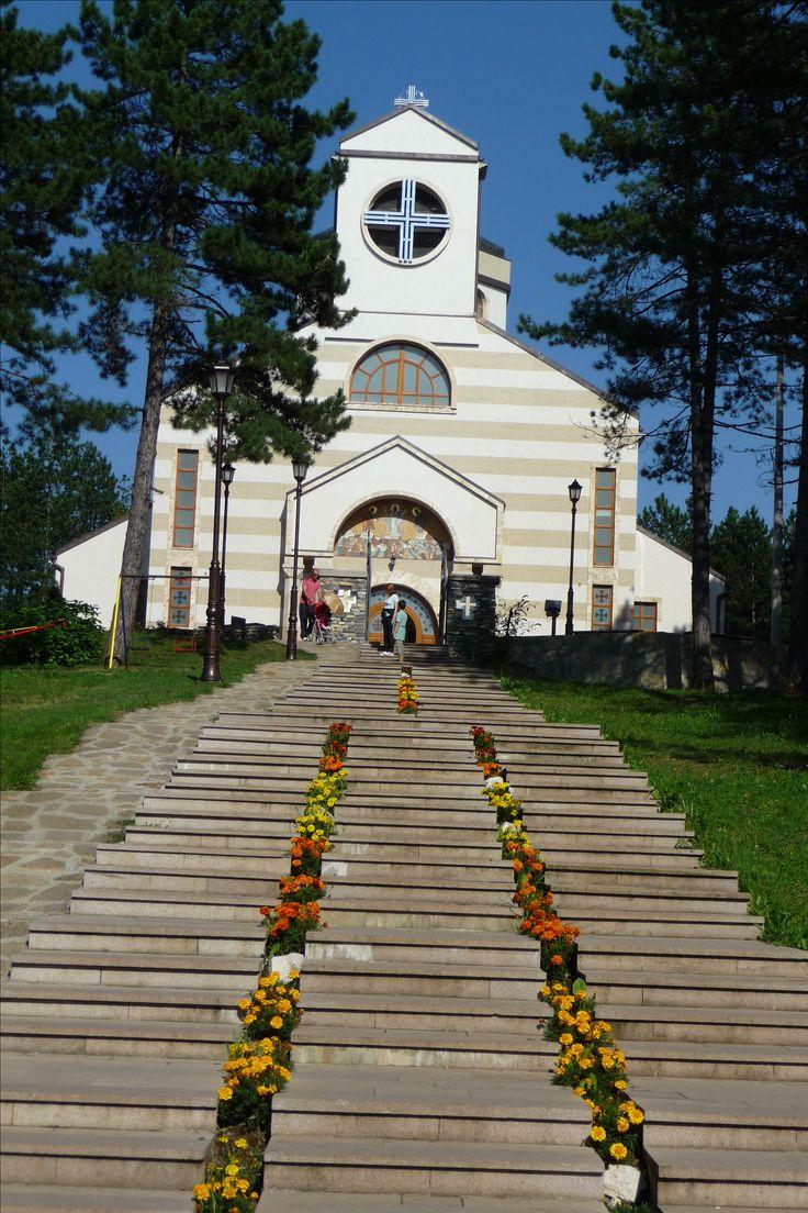Srbsko, Zlatibor