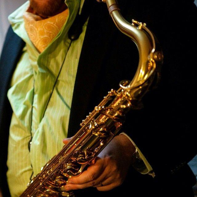 At Zlatne Uste Golden Festival  #klezmer #balkan #festivals #tenor #sax #saxophone #yamaha  #yts62 #cravat