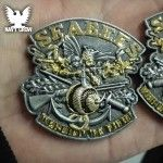US Navy Seabees Vintage Coin
