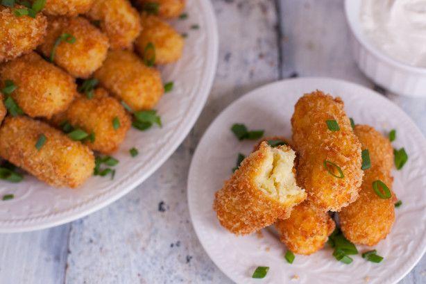 Potato Croquettes Deep Fried Recipe - Food.com