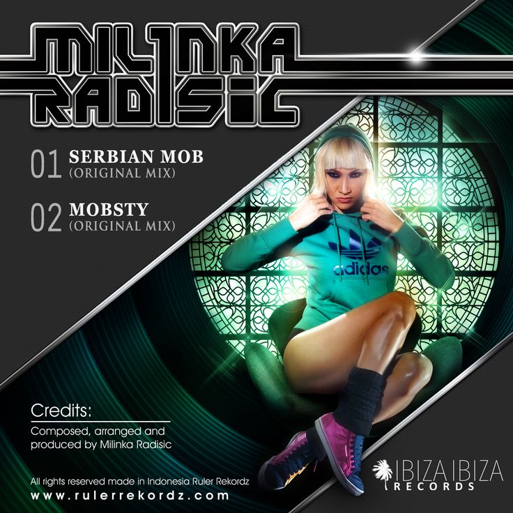 Mobsty EP  Serbian Mob (Original Mix) - Milinka Radisic Mobsty (Original Mix) - Milinka Radisic  Beatport: http://www.beatport.com/release/mobsty-ep/1053646