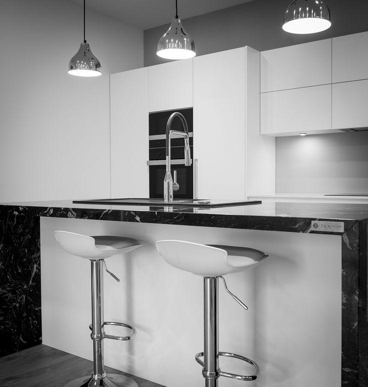 M s de 20 ideas incre bles sobre m rmol negro en pinterest - Cocinas con marmol ...